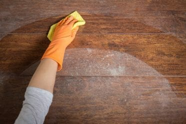 How do I eliminate dust in my home?