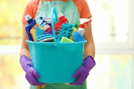 What are the best bathroom cleaning products?